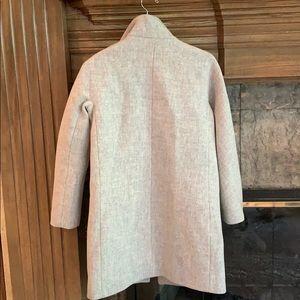 J. Crew Jackets & Coats - J.Crew Italian Stadium Cloth Overcoat NWT